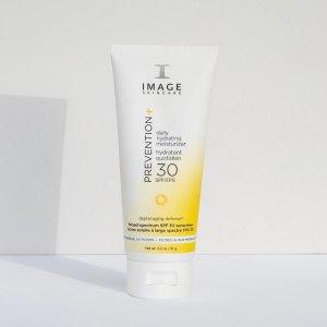 IMAGE Skincare PREVENTION+ daily hydrating moisturizer SPF Sunscreen 30+