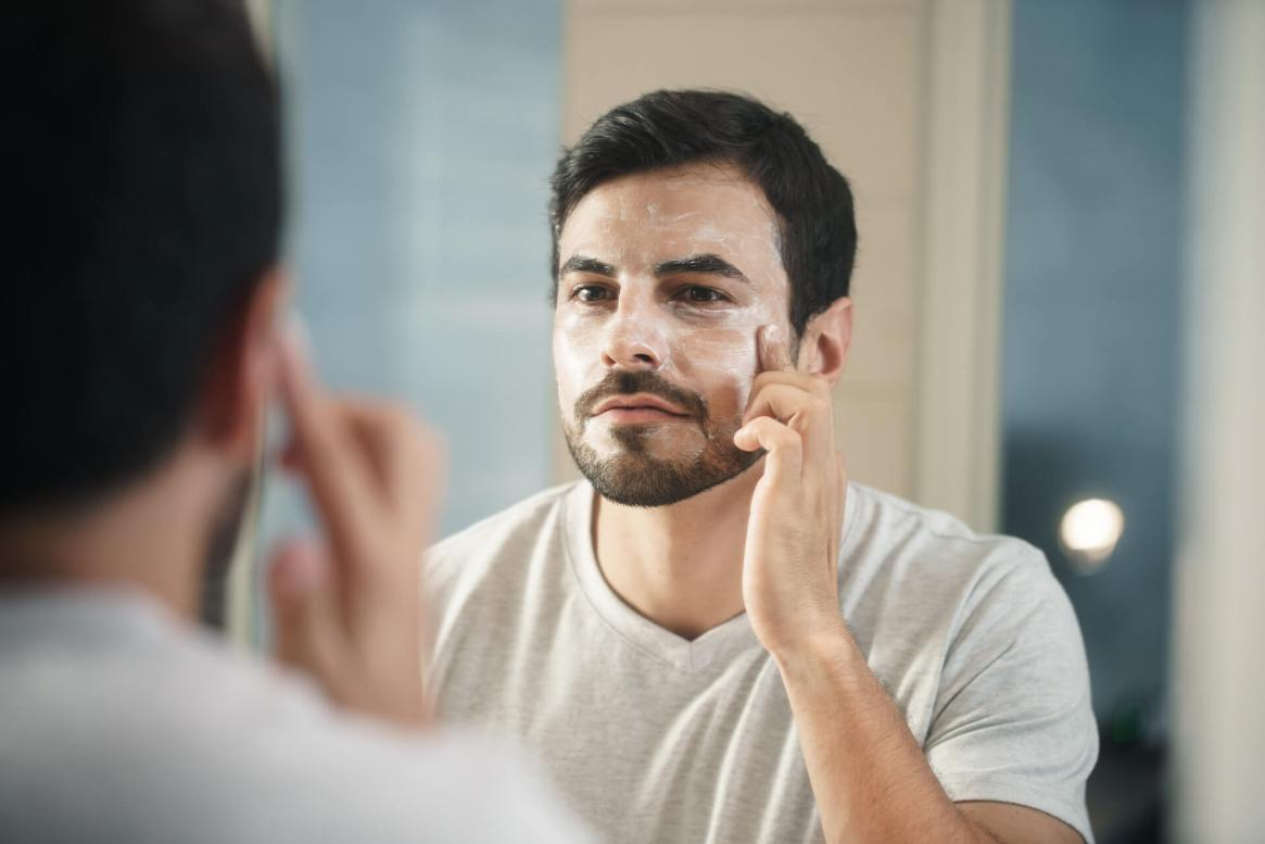 A Professional's Guide to Men's Skincare
