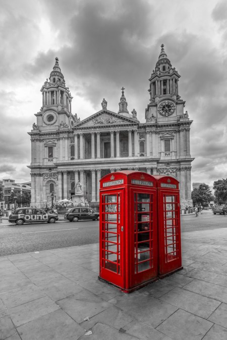 Londen foto - St. Paul's Cathedral | Tux Photography