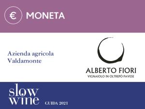 Slow Wine 2021 - Azienda agricola Valdamonte - Moneta