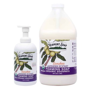 Foaming Soap