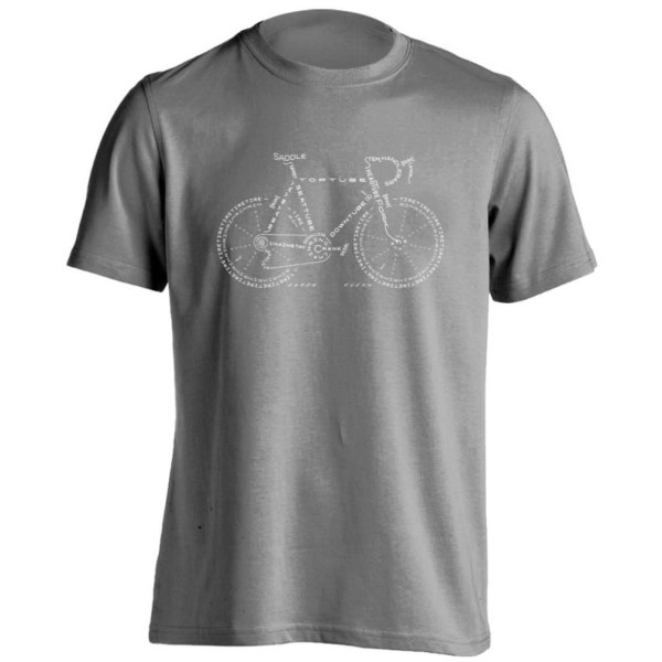 tshirt bike velo t shirt
