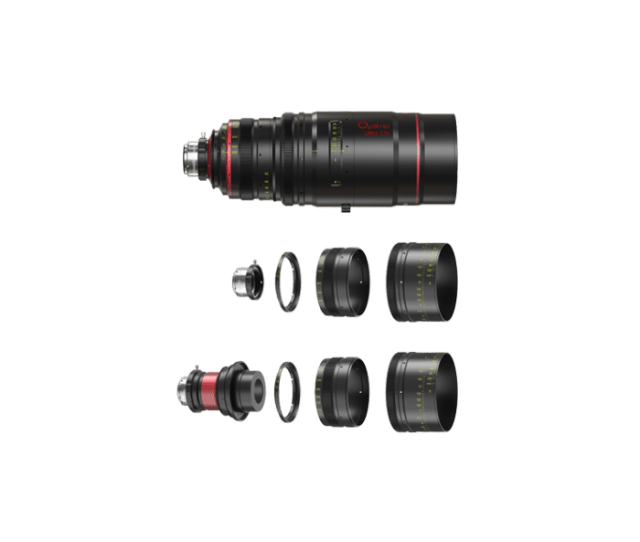 Angenieux Optimo Ultra 12x Full Package S35 U35 Ff Vv Feet