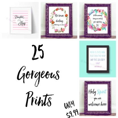 25 printables
