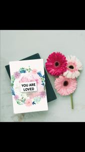 you are loved journal
