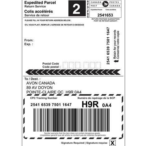 Print Canada Post Shipping Labels Via WooCommerce