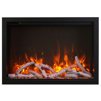 Ambiance Electric Traditional Fireplace 36