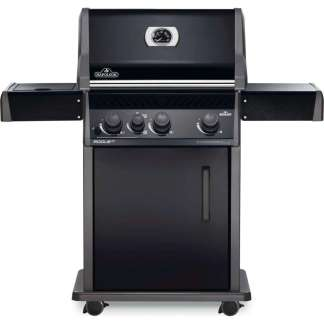 Rogue® XT 425 Propane Gas Grill with Infrared Side Burner, Black