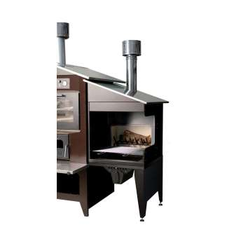 Stainless Steel Roof for Falo Oven