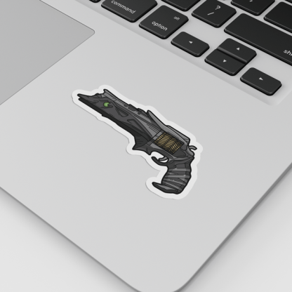 Destiny Thorn gaming sticker by WildeThang