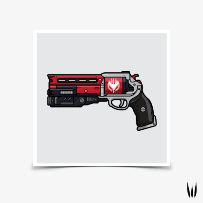 Destiny Square Weapon Prints bundled designed by WildeThang
