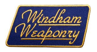 Windham Weaponry Embroidered Logo Patch