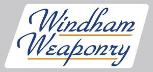 Windham Weaponry Logo Window Decal