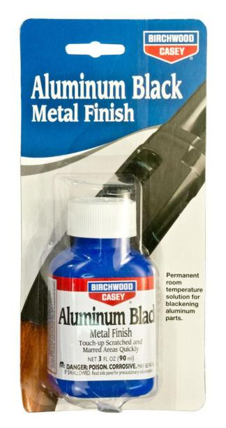 Birchwood Casey Aluminum Black - 3 oz.