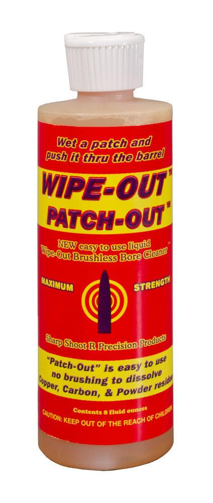 Wipe-Out Patch-Out Brushless Bore Cleaner