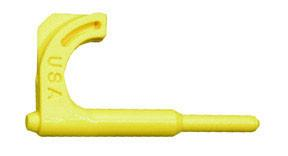 Yellow Chamber Plug/Multi-Tool for AR15 / M16