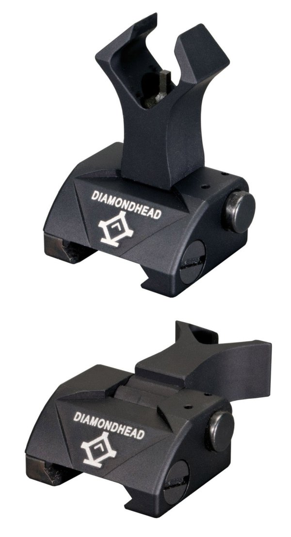 Diamondhead Front Flip Sight