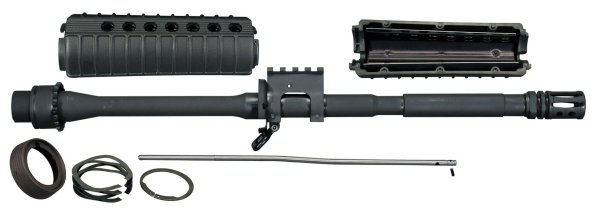Windham Weaponry 16in SRC Ban Compliant M4 Barrel Kit for AR15 / M16