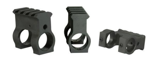 Picatinny Rail Gas Block Kit