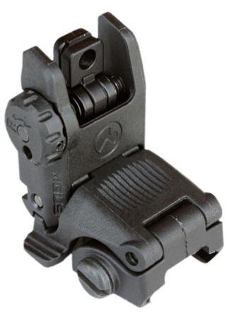Magpul MBUS Rear Flip Sight for AR15/M16