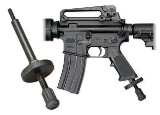 Pistol Grip MonoPod for AR15 / M16