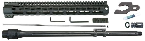 Windham Weaponry 20in Fluted .308 Barrel Kit with 15in Midwest Industries Railed Forend