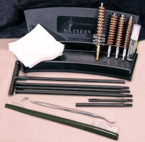 MS Clean Cleaning Kit .223 AR15/M16