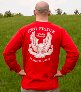 WINDHAM WEAPONRY R.E.D. FRIDAY SHIRT
