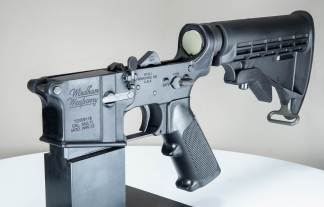 Windham Weaponry Assembled Lower Receiver