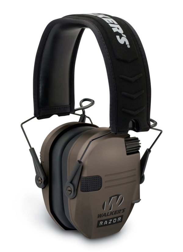 Walker's Razor Electronic Earmuffs