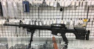 Trick my Gov't Rifle