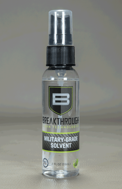 Breakthrough Military-Grade Solvent