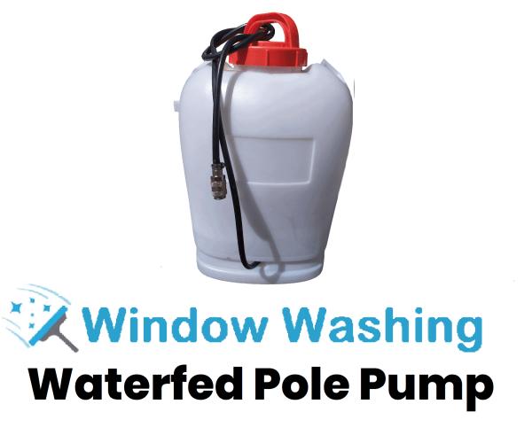 9 Metre Waterfed Pole Kit