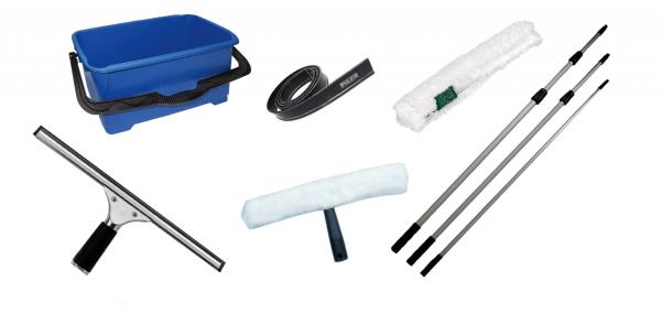 4 Metre Window Cleaning Equipment Kit