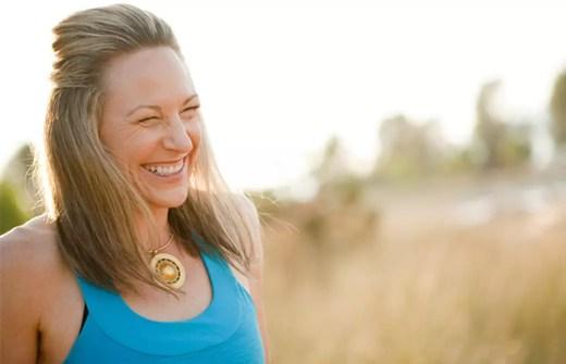 ティアン・アラン先生の笑顔の写真