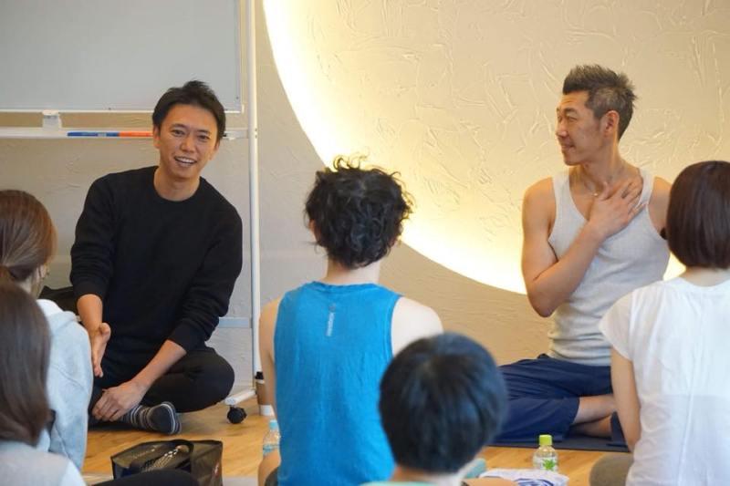 中島正明先生と酒造博明先生