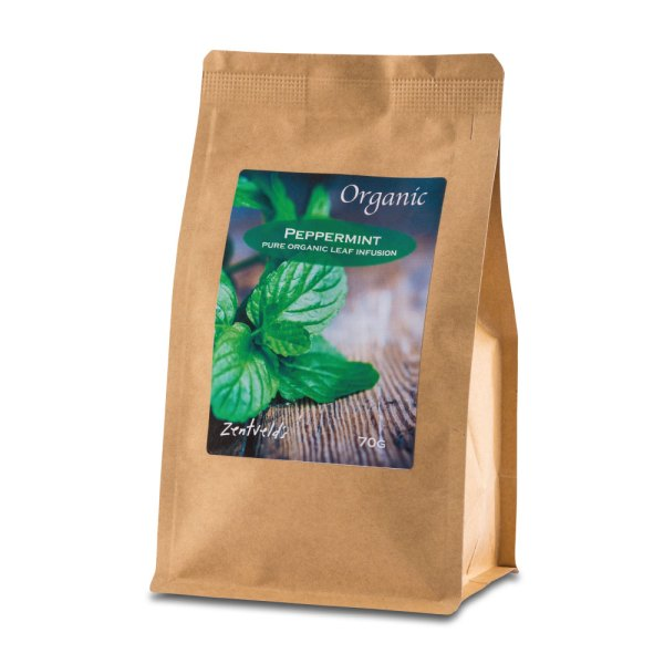 button to buy organic peppermint leaf tea