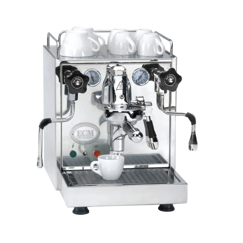 ECM Mechanika Espresso Machine