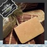 Kaolin Natural Soap
