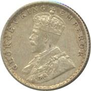 george-v-king-emperor-quarter-rupee-1915-bombay-mint-o