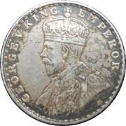 george-v-king-quarter-rupee-1914-o
