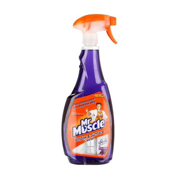 Mr Muscle Window and Surface Cleaner (500ml)