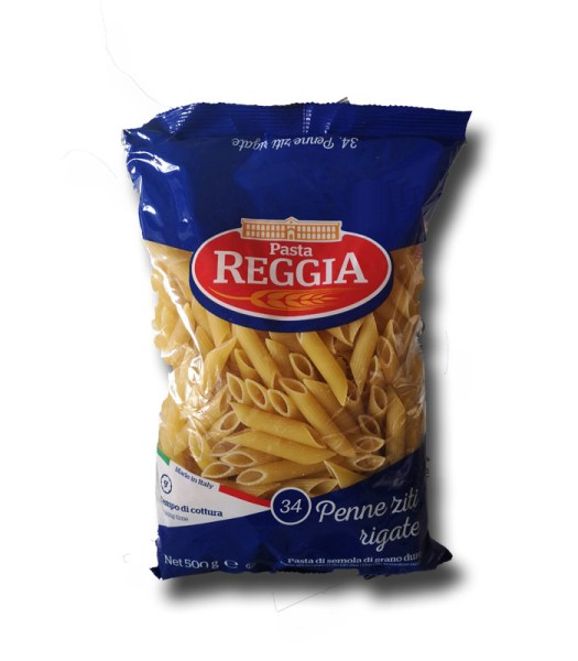 Penne Authentic Imported Penne Pasta 500g