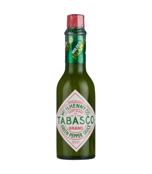Tabasco Sauce Green Pepper 60ml
