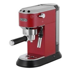 Delonghi Dedica Pump Espresso Red EC685