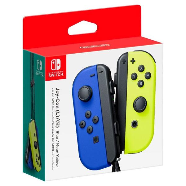 Nintendo Joy-Con Set Blue/Neon Yellow