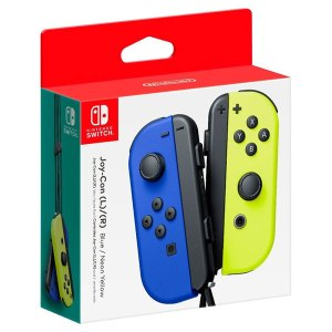 Nintendo Joy-Con Set Blue/Neon Yellow