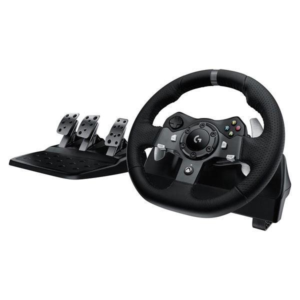 Logitech G920 Driving Force + Pedals