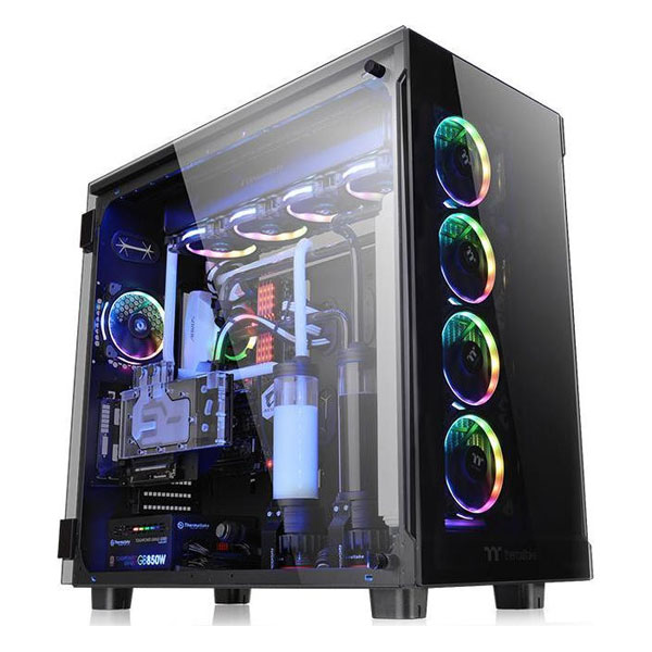 Thermaltake View 91 Tempered Glass RGB Edition