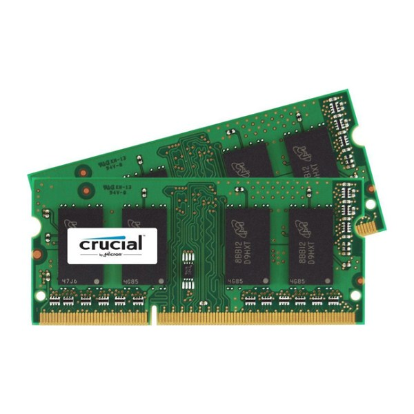 Crucial 8GB DDR3-1066MHz (CT2K4G3S1067M)